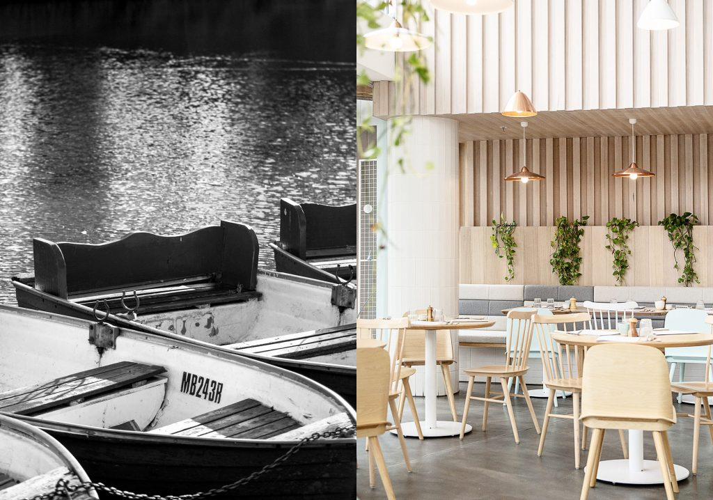 Studley Park Boathouse / Kitty Burns Cafe